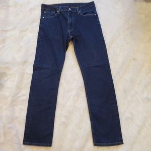 Levi's 513 Jeans 33 by 32